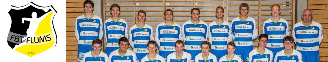 Faustballteam Flums-Berschis